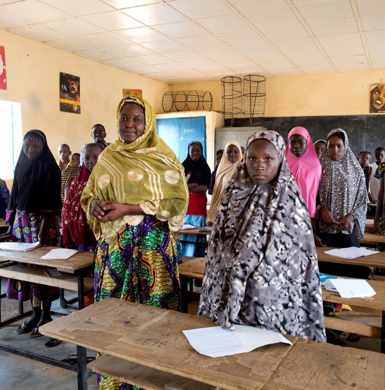 Ecole Mali Béro I à Niamey