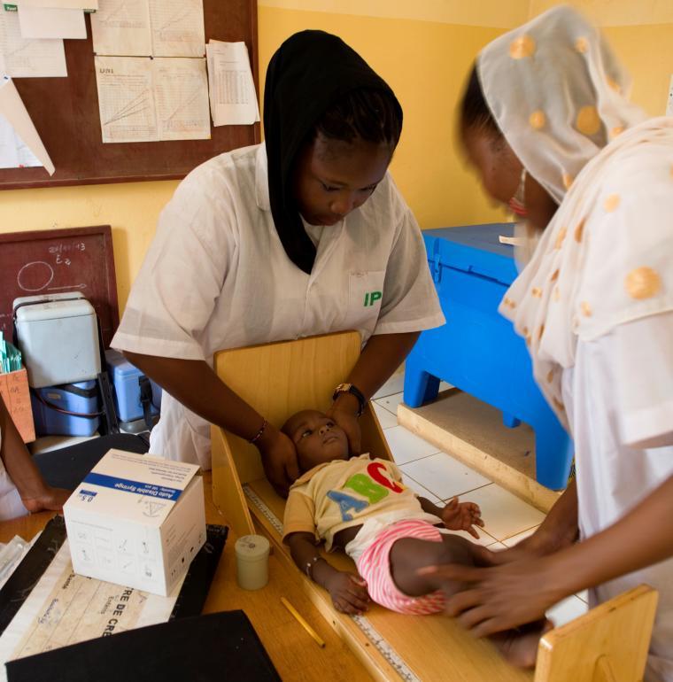 Niger centre santé hôpital enfant maladie infirmières médecins