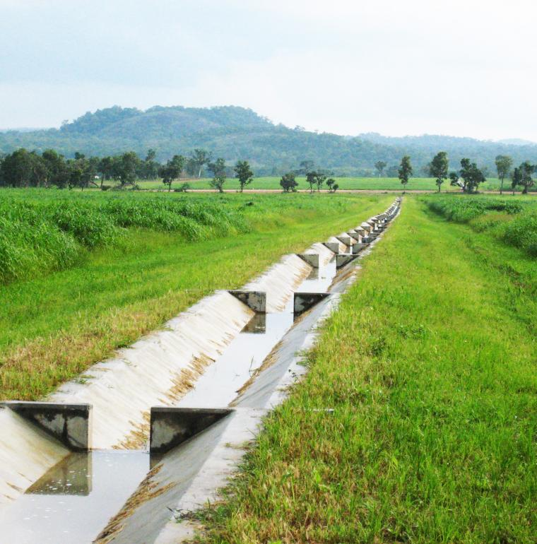 Nigéria irrigation agriculture