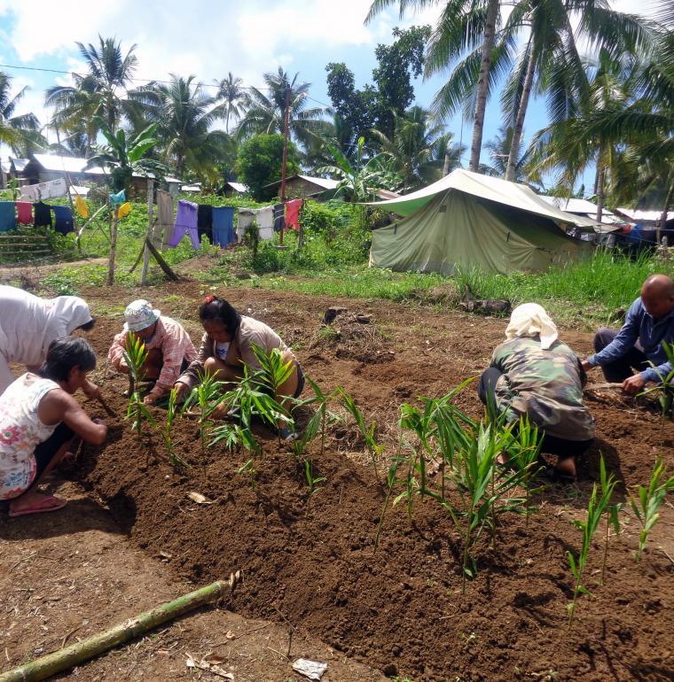 Philippines agriculture relance économique