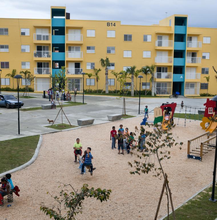 République Dominicaine relogement Barquita