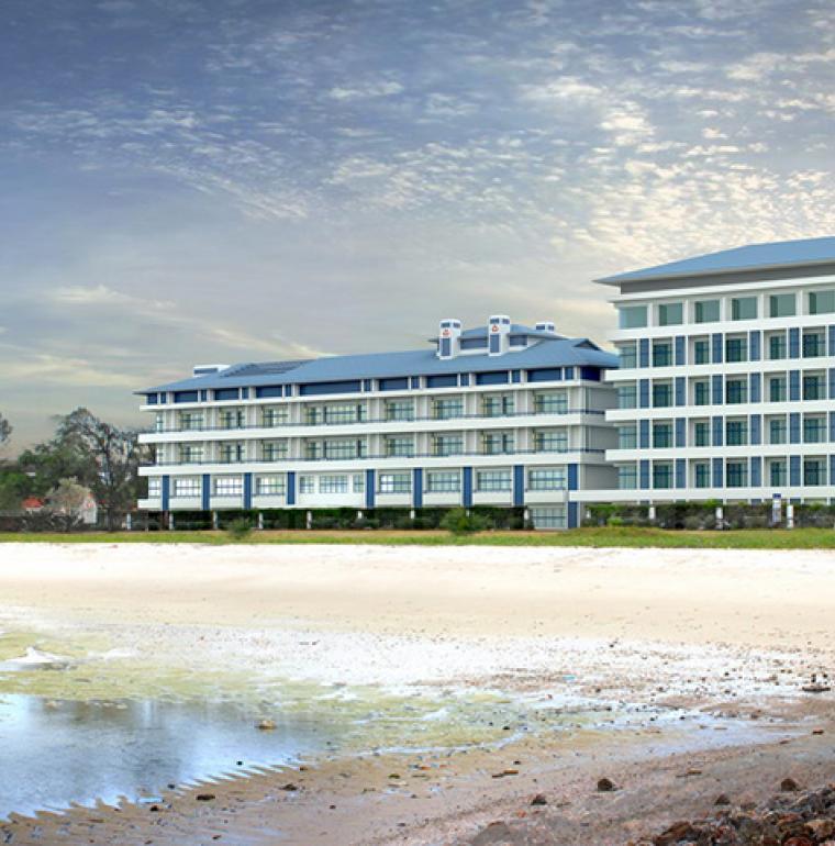 Tanzanie Centre hospitalier de l'Aga Khan à Dar Es Salaam