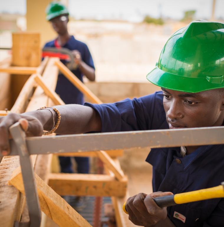 Formation professionnelle, Sénégal