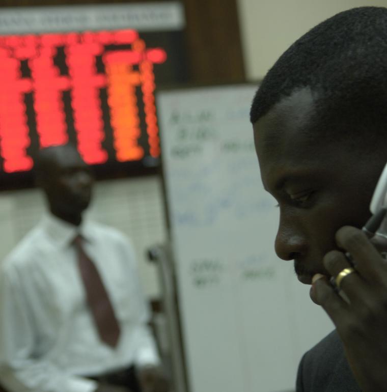 Trader, Ghana