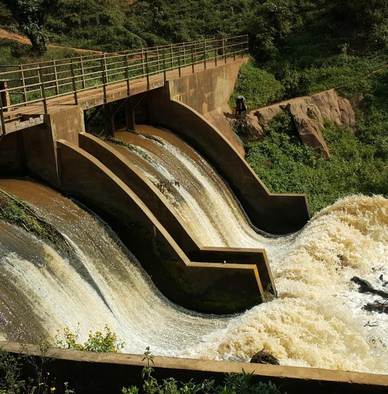 Barrage hydroélectrique, Ouganda