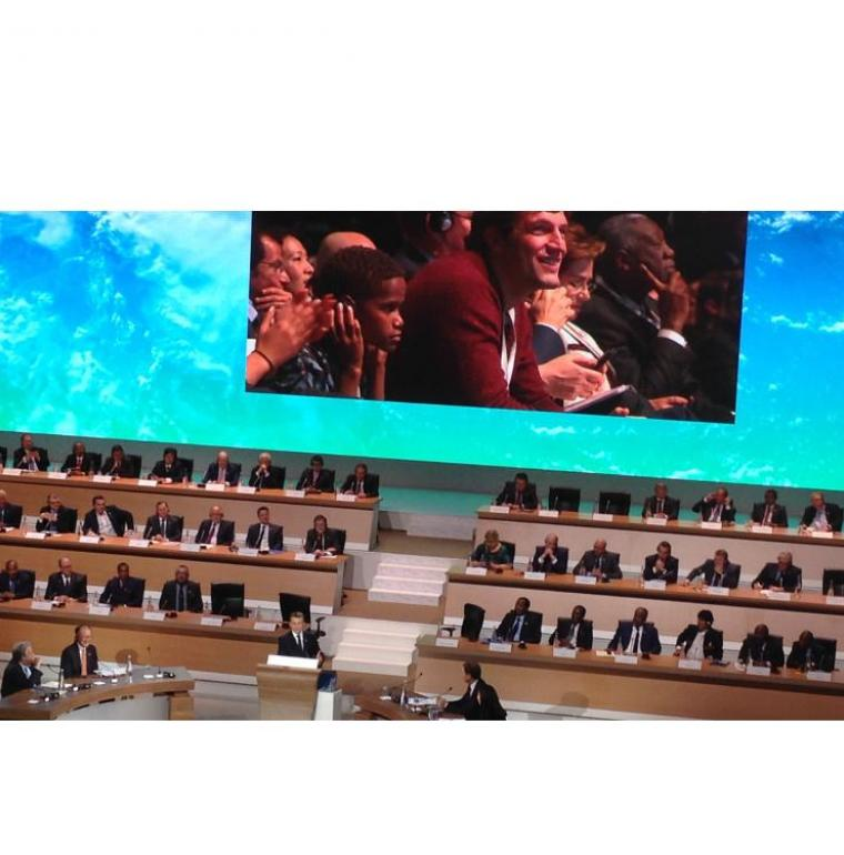 One Planet Summit, Paris