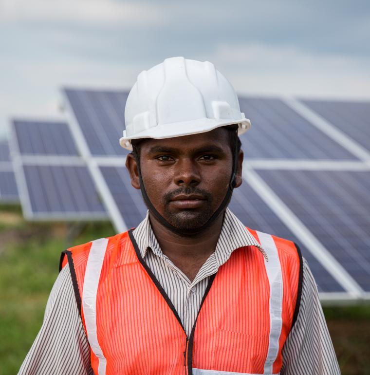 L'AFD soutient la transition énergétique de l'Inde