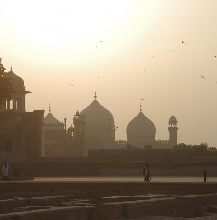 Lahore, city view, Pakistan