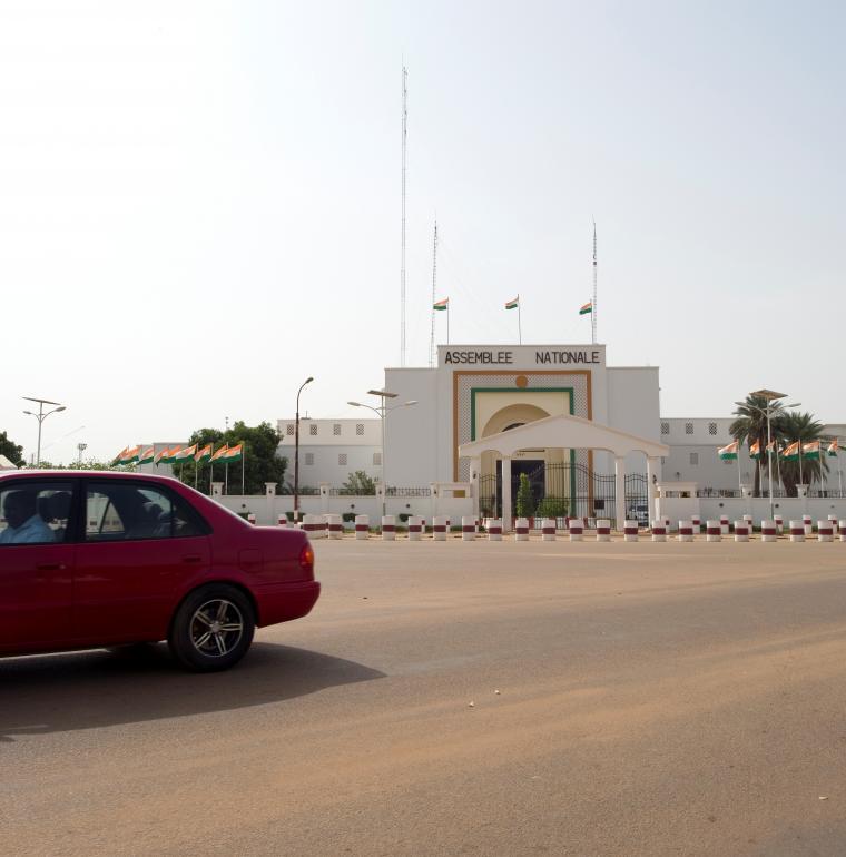 Niger assemblée nationale gouvernance Niamey
