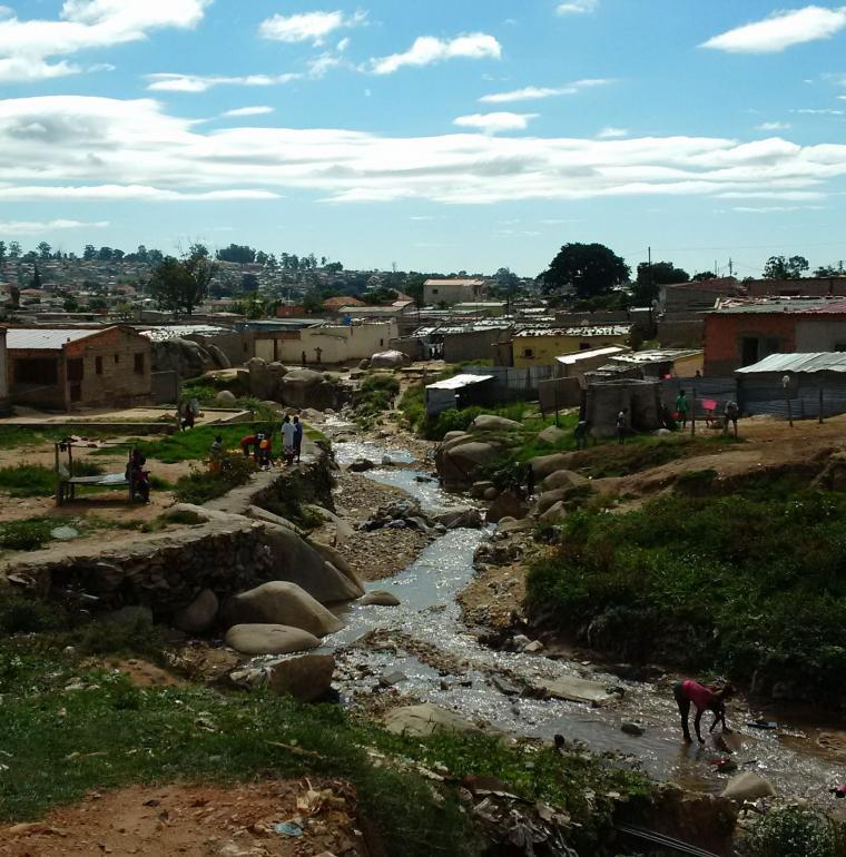 Angola, water
