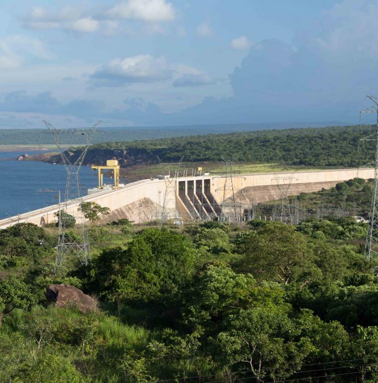 Angola, energy