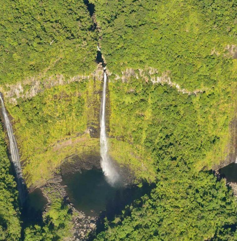 paysage, nature, La Réunion