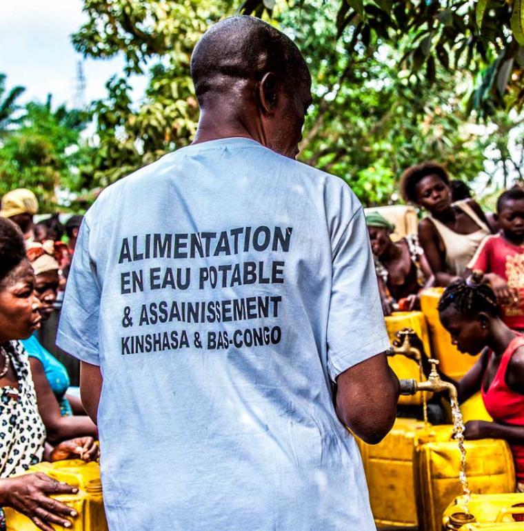 RDC Des mini réseaux pour les quartiers périphériques de Kinshasa.