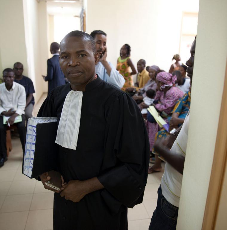 Tribunal d'instance de Yopougon, Côte d'Ivoire