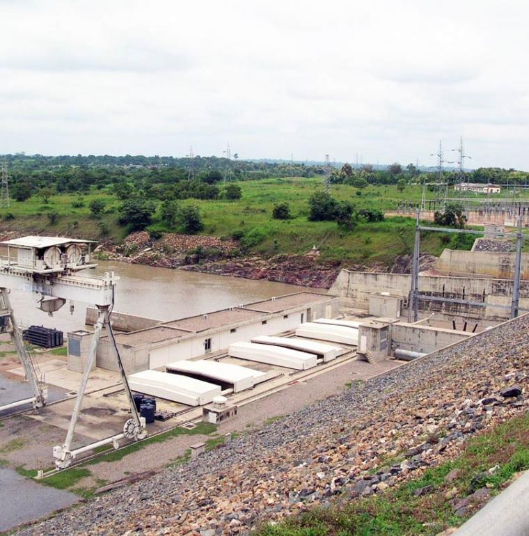 Bénin Électricité en milieu rural