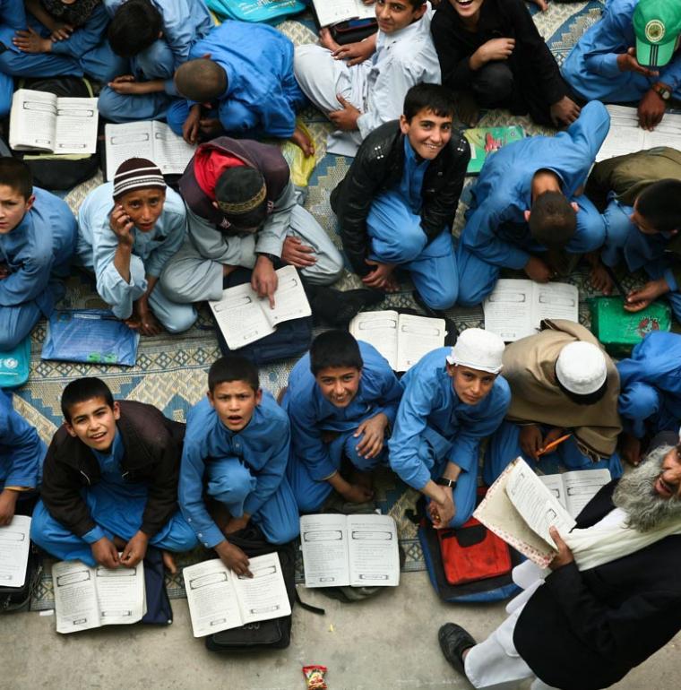 enfants, éducation, école, Afghanistan