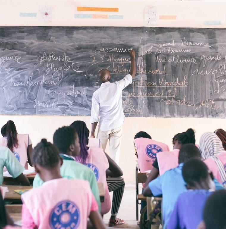 education, school, Senegal
