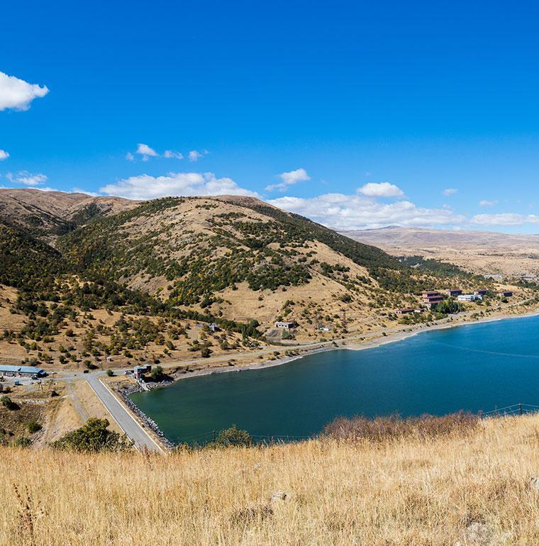 dam, Armenia