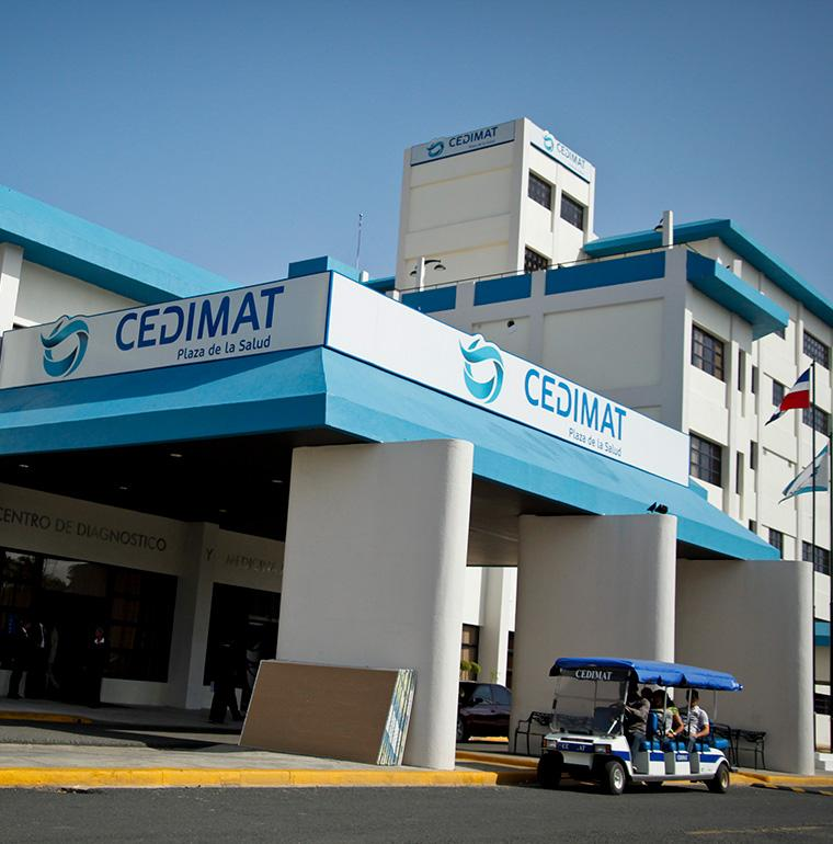 Dominican Republic, CEDIMAT health center