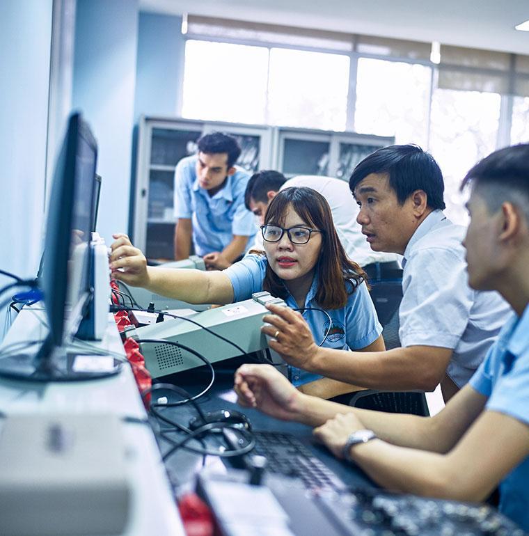 vocational training, Vietnam, education