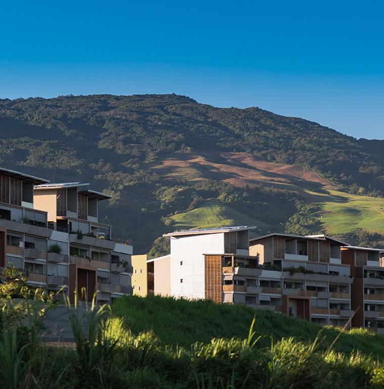 logements à Beauséjour, La Réunion