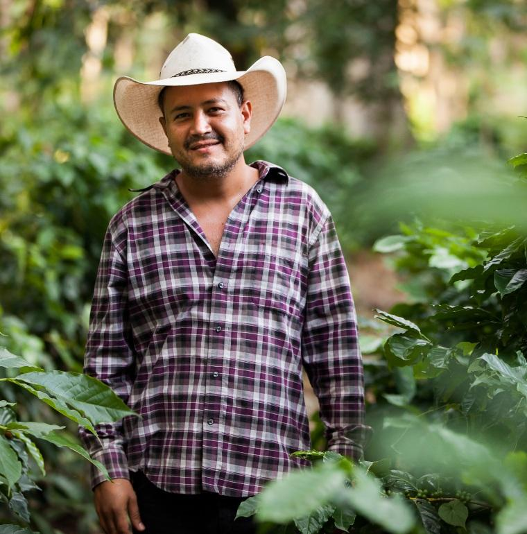 farmer, Mexico, coffee, agriculture and rural development