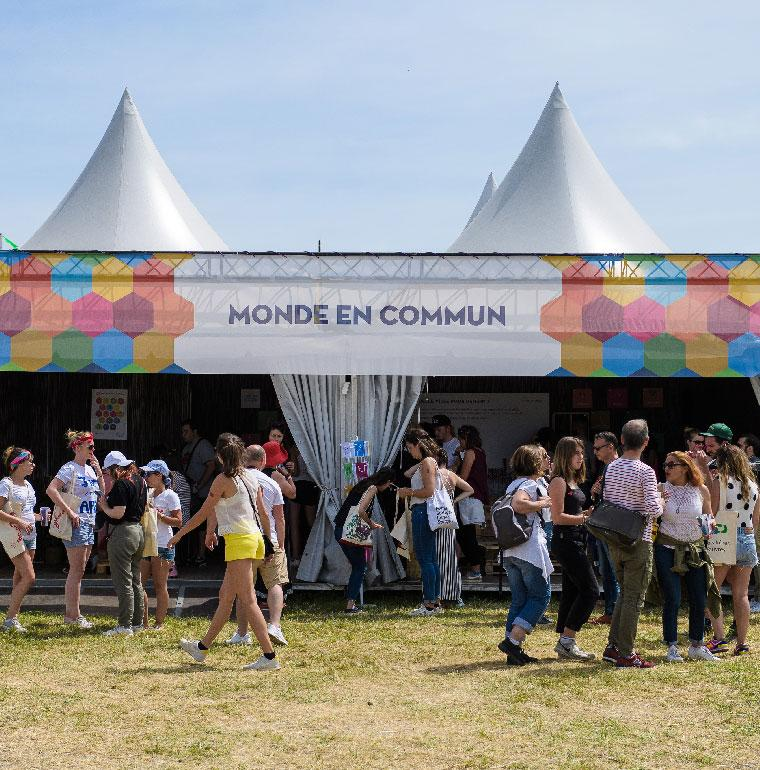 festival Solidays, Education à la citoyenneté et à la solidarité internationale