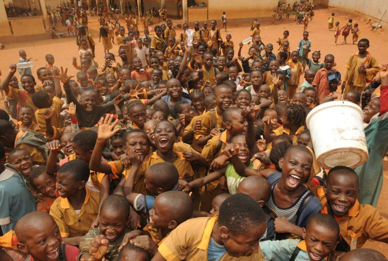 Scolarisation de tous les enfants camerounais