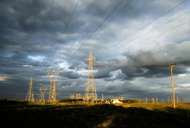 Development power grid North Tanzania / Emmanuel Baudran