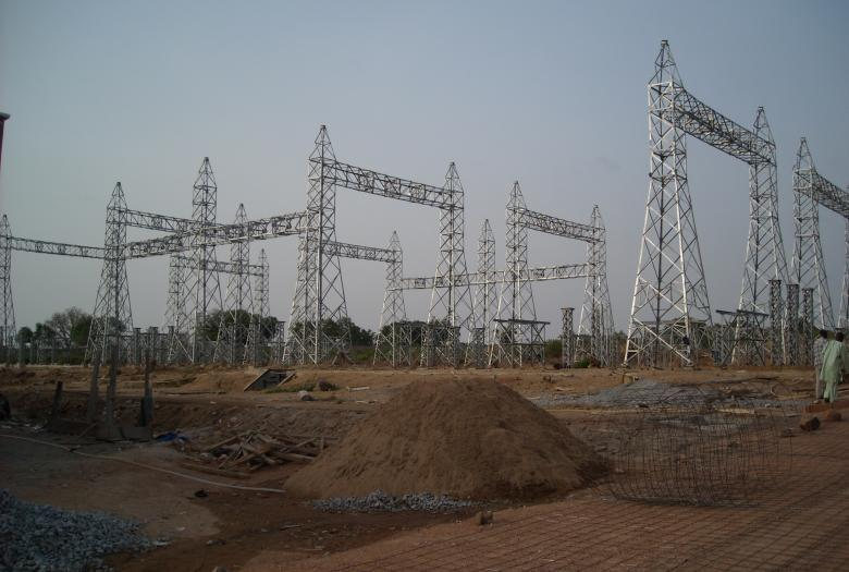 electric grides, Nigeria