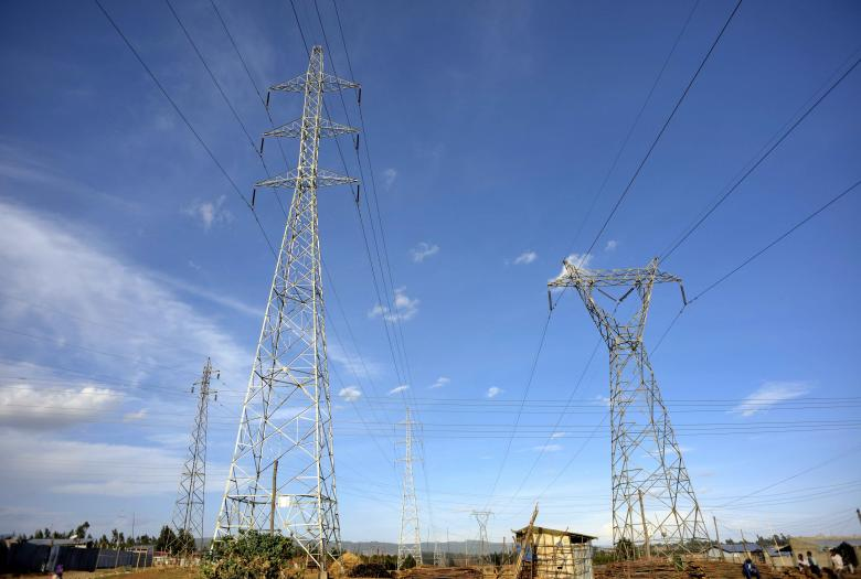 Reinforcing Ethiopia's domestic power grid / Didier Gentilhomme AFD