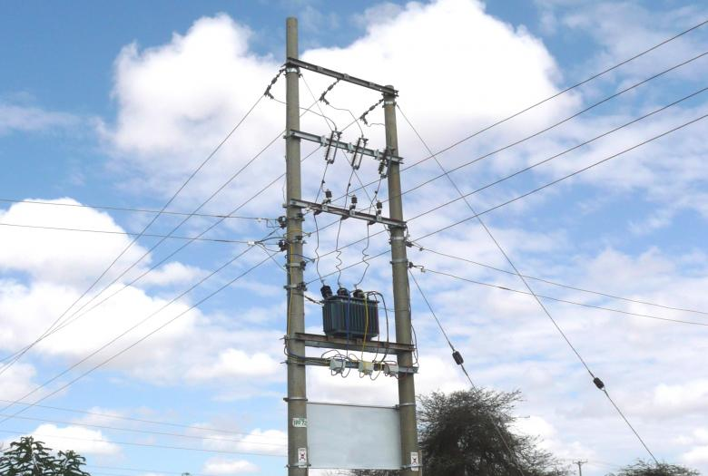 Reliability of electricity distribution - Nairobi, Kisumu and Mombasa / AFD