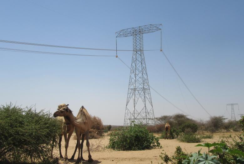Kenya-Ethiopia electrical interconnection