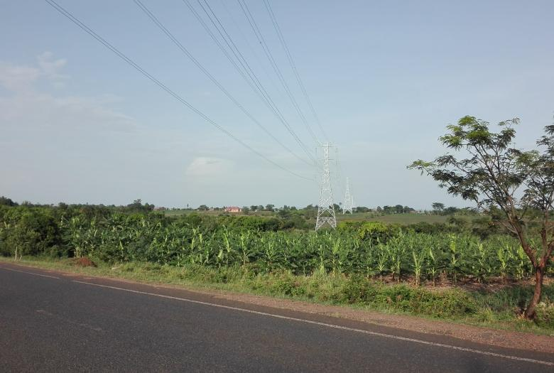 High-voltage line and its associated substations to improve access to electricity in the West / AFD