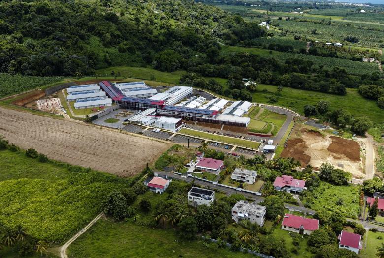 Reconstruction et modernisation du Centre Hospitalier de Capesterre Belle Eau