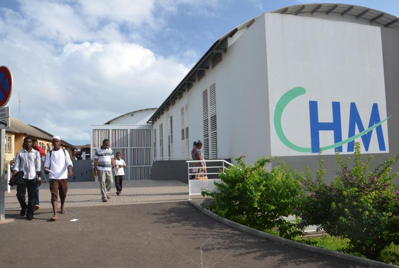 Centre Hospitalier, Mayotte, Petite-Terre