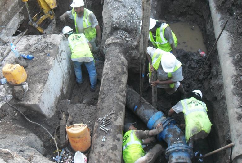Maintenir une eau de qualité à Arue
