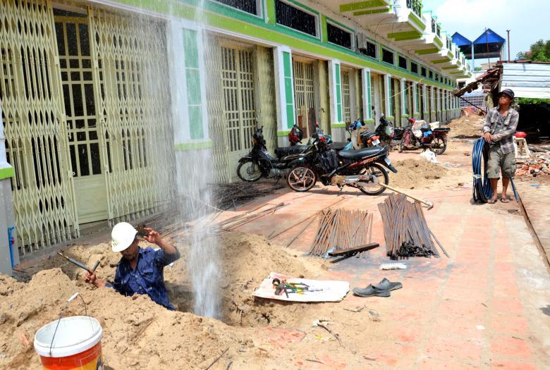Soutenir la régie des eaux de Phnom Penh face au défi de la croissance urbaine - Image -
