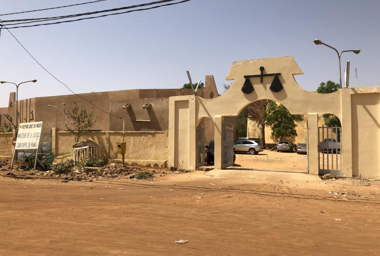 Ajusen justice Niger