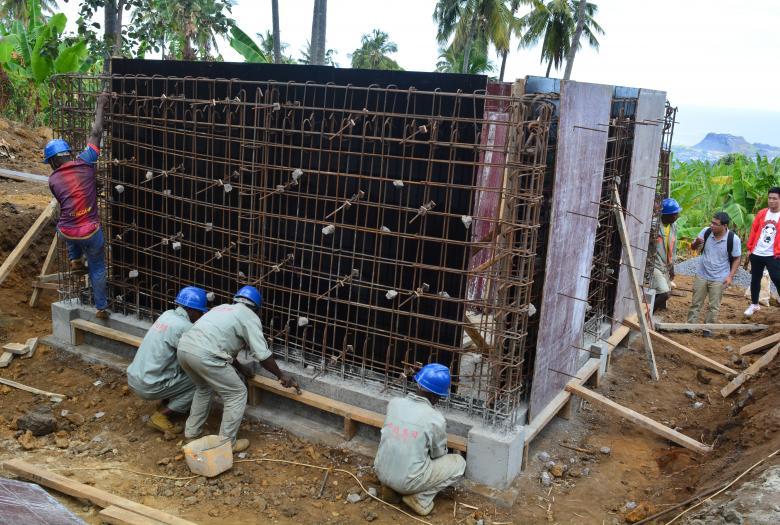 Appui à la gestion du service public de l'eau de l'île de Grande Comore - Image -