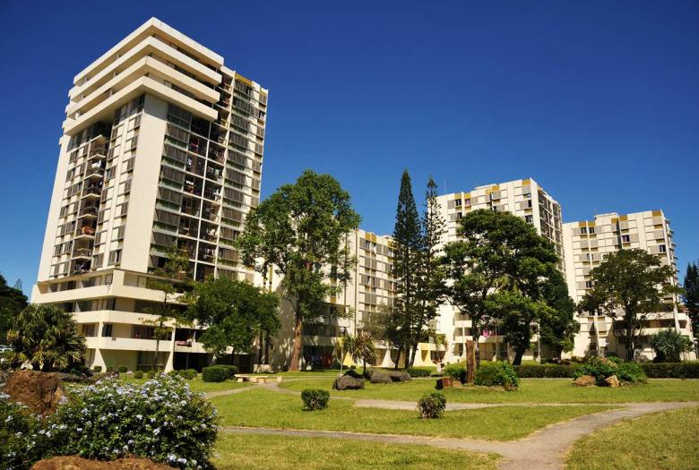 buildings, urban, city, New Caledonia