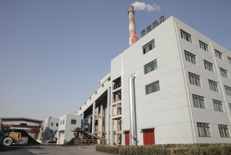 district heating, China, Jinnan, China