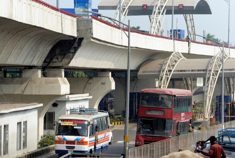 Améliorer la coordination des politiques de transport à Dacca