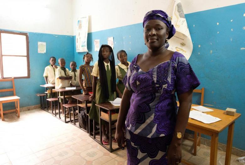 Appuyer la politique nationale d'éducation et de formation du Niger