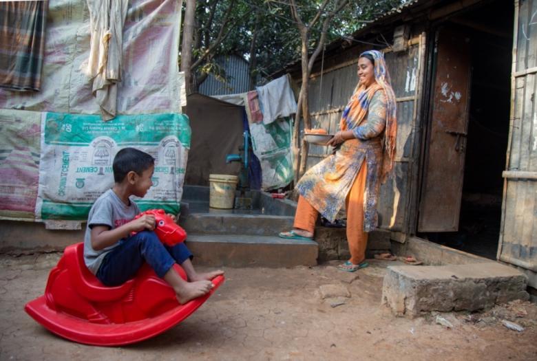 Améliorer l'accès à l'eau potable dans les bidonvilles de Dacca, Bangladesh