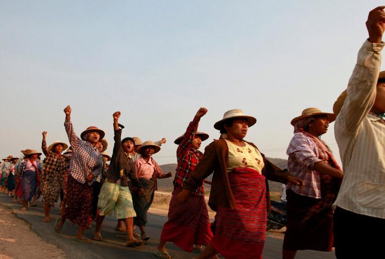 Contribuer aux objectifs de développement durable - programme de soutien à l'État de droit respectueux des droits humains dans les pays du Sud