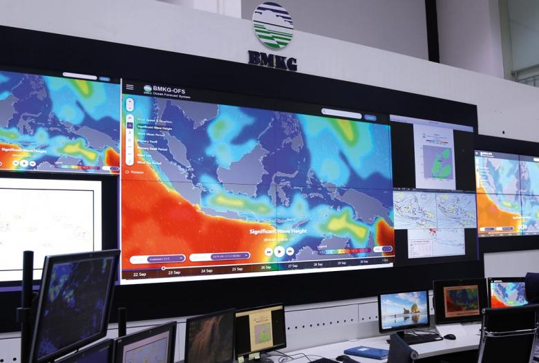 Strengthening climate and weather service capacity – Marine meteorology system (MMS)