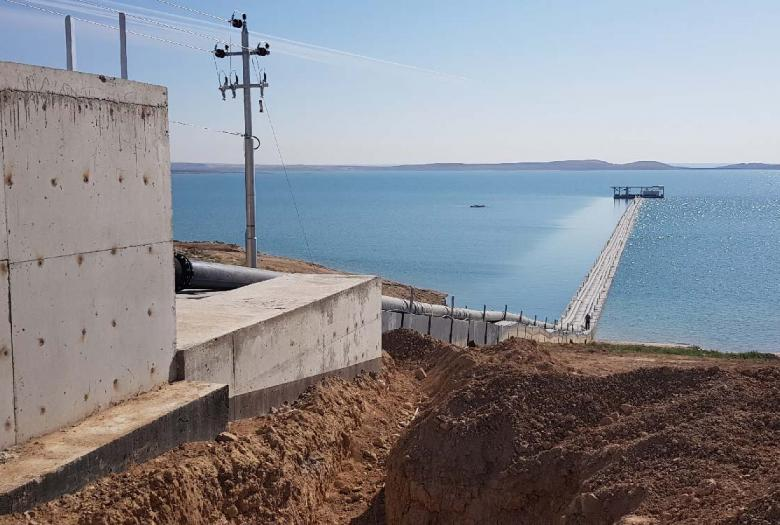 French-German Cooperation in Iraq: 15 Million Euros Grant provided by France to Strengthen Water and Sanitation Services in the Dohuk Governorate