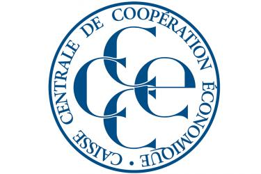 Logo Central Fund for Economic Cooperation, 1959