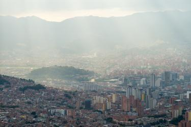 City of Medellín, Colombia
